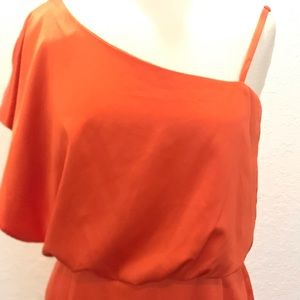 ✨Jessica Simpson One Shoulder Dress-Sz-6 ✨